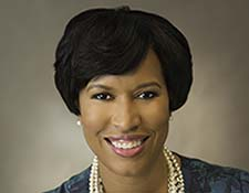 Mayor Muriel Bowser