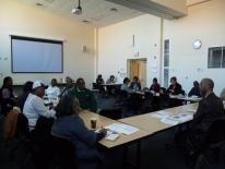 OPGS Director Presents at CSOSA/Faith Community Partnership